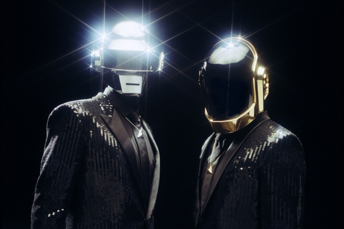 Best Of 2013 // Daft Punk