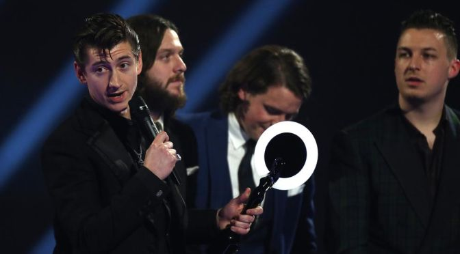 Arctic Monkeys / Brit Awards 2014