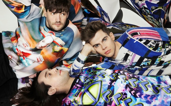 Klaxons > There Is No Other Time