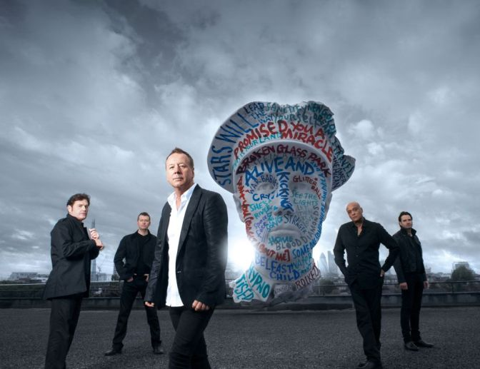 Simple Minds > Zagreb, 04/03/2014