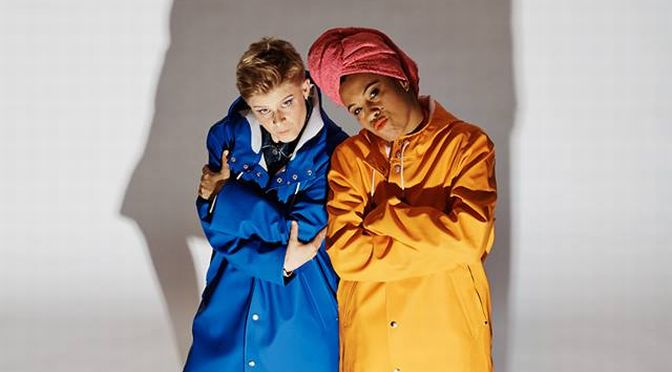 Neneh Cherry feat. Robyn > Out Of The Black