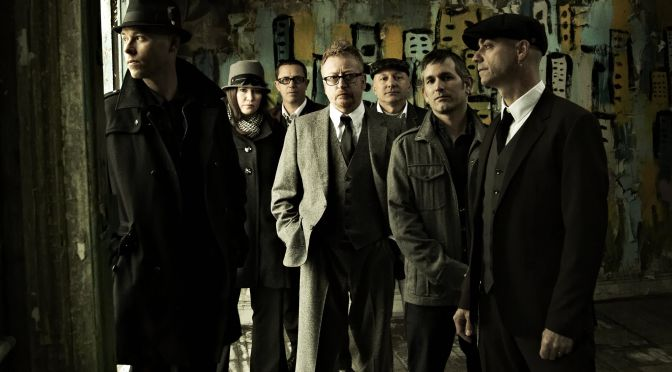 Flogging Molly >>> INmusic 2014