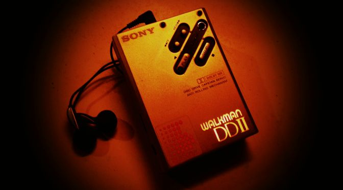 Sony Walkman DDII